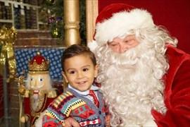 Customer Photos with Santa