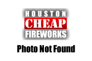 Houston fireworks Coupon M-1000 Super Pack 144 pieces $9.99