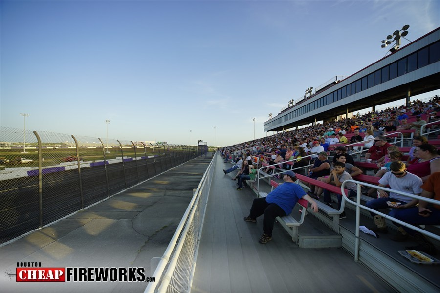 2013 Fireworks Show at Royal Purple Speedway