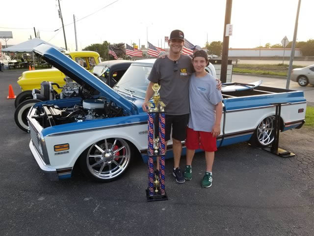 Car Show Winner Classic Truck