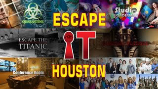 Escape It Houston Escape Rooms