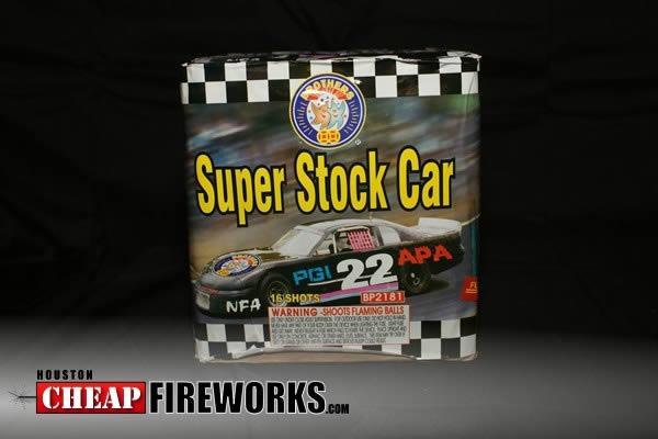 Stock Car Products: Super Stock Car 16 Shot Multi Shot Cakes Houston Cheap