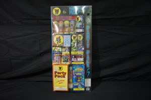 Party Pack 5 Assortment